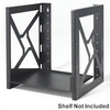 Rack, Wall Mount, 19 in, 12U Wall Mount Rack - P/N WC531025